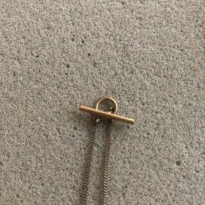 rivet & thread Jewelry - Rivet & Thread gold necklace